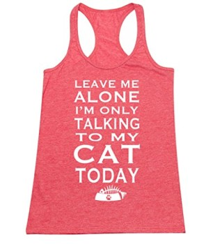 PB-Leave-Me-Alone-Im-Only-Talking-to-My-Cat-Today-Womens-Tank-S-Heather-Red-0